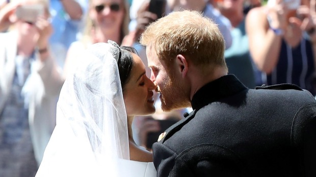 [NATL]  Royal Wedding 2018: Best Moments From Meghan Markle, Prince Harry's Wedding