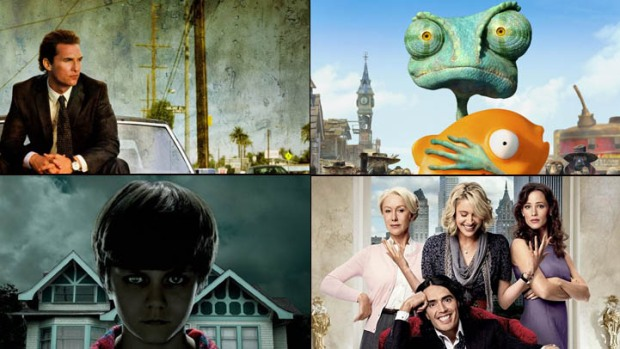"Now on Home Video: ""Lincoln Lawyer,"" ""Rango,"" ""Insidious,"" ""Arthur"""