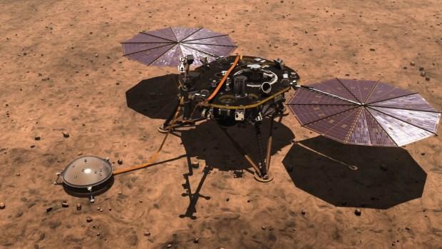 [NATL] NASA's Upcoming Mission to Mars Has Many Firsts