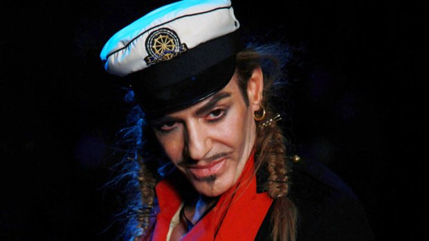 More Legal Drama for John Galliano