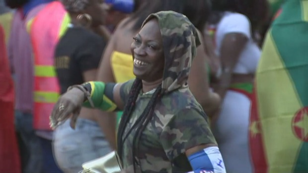 In Pictures: West Indian Day Parade and J'Ouvert Festival 2017