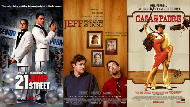 "This Week's New Movies: ""21 Jump Street,"" ""Casa de mi Padre,"" ""Jeff, Who Lives at Home"" & More"