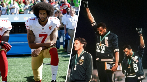 [NATL] Memorable Protests by Athletes Through the Years