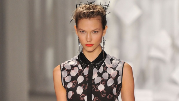 Top Model Karlie Kloss Will Not Be Walking at New York Fashion Week