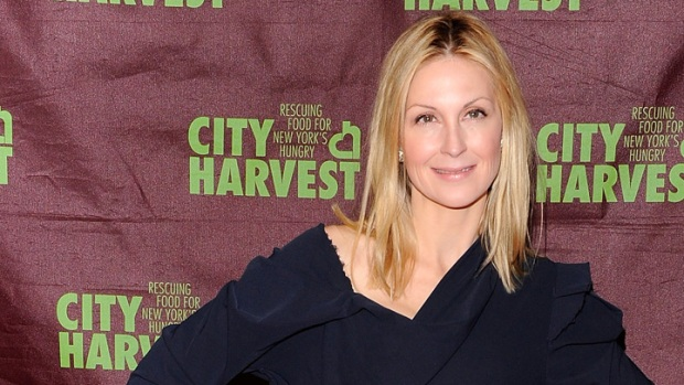 Kelly Rutherford Settling into NYC