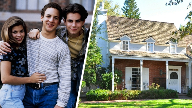 [NATL-LA] Cory's House From 'Boy Meets World' Hits the Market for $1.59M