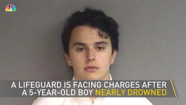 [NY] Lifeguard Charged After Boy Nearly Drowns