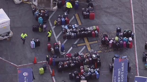 Hundreds Still Waiting for Luggage Lost at JFK Airport