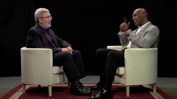 Leonard Maltin and Mike Tyson Size Up the Oscars