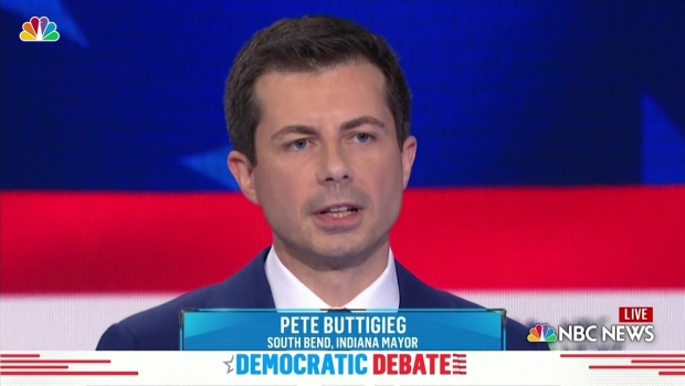 [NY-NATL] Mayor Pete Buttigieg: 'I Couldn't Get it Done' on Police Reform