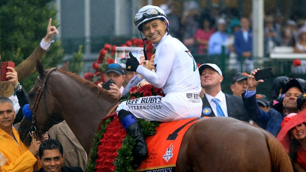 [NATL] Justify's Jockey Mike Smith: Fit and Focused at 52
