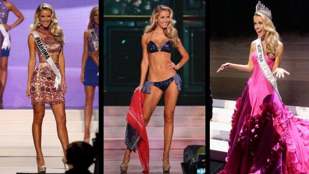 [NATL] Miss Oklahoma Crowned Miss USA