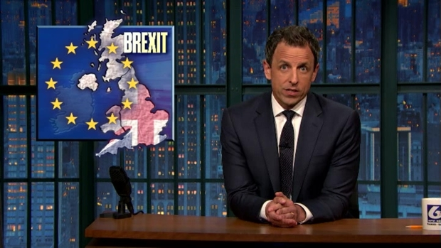 [NATL] 'Late Night': A Closer Look at Britain Possibly Leaving the European Union