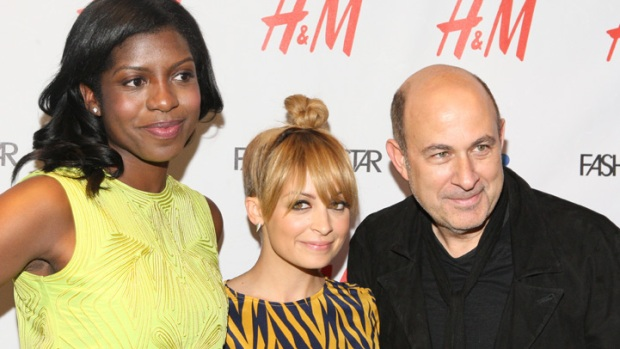 "Nicole Richie, John Varvatos' Top Advice for Young ""Fashion Star"" Designers"