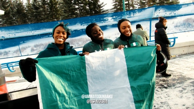 [NATL] Nigerian Women's Bobsled Team Makes History by Qualifying for Winter Olympics