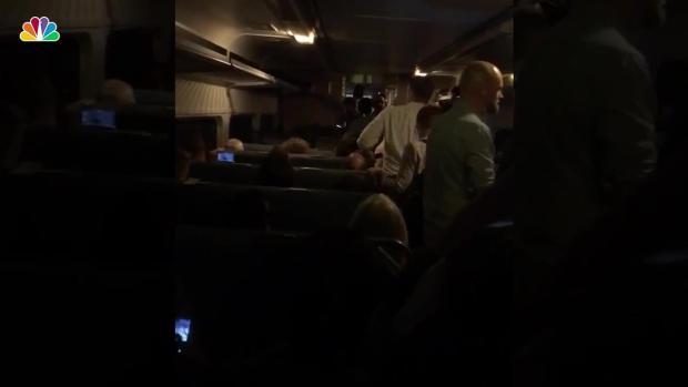 Passengers Plunged Into Darkness on NJ Transit Train