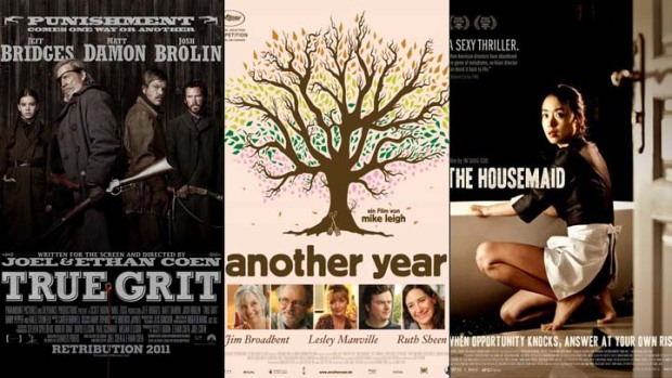 "New on Home Video: ""True Grit,"" ""Another Year"" & ""The Housemaid"""