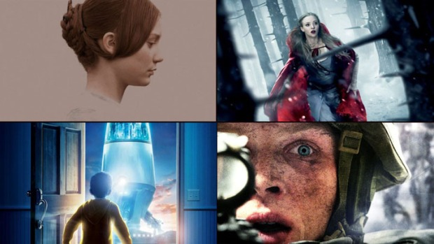 "This Week's New Movies: ""Battle: Los Angeles,"" ""Red Riding Hood"" & ""Jane Eyre"""