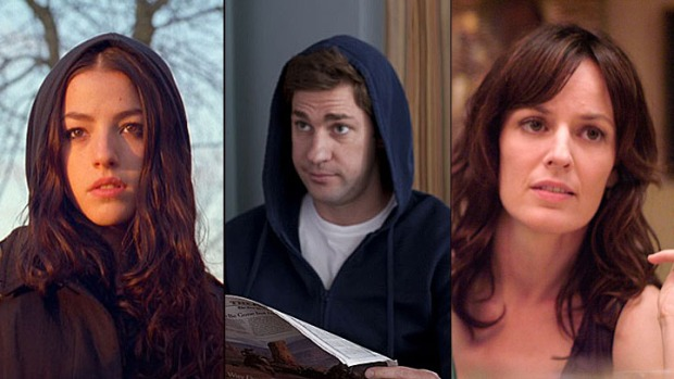 "Krasinski, Thrilby and DeWitt Join ""Nobody Walks"""