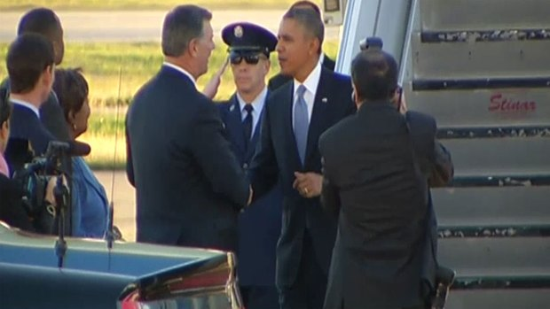 [DFW] President Obama Speaks About Affordable Care Act in Dallas