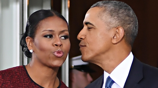 [NATL] The Obamas Are Coming to Netflix