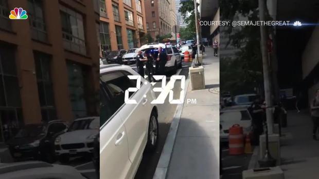 [NY] Pace University Evacuated