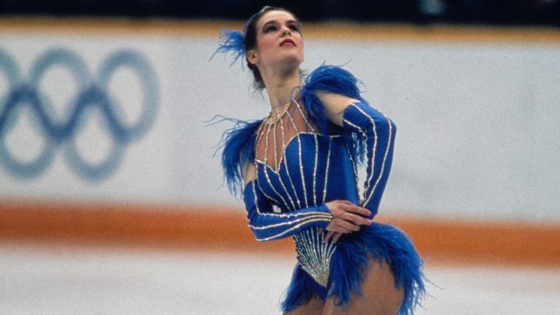 Flashback: Figure Skater Fashion in the '80s