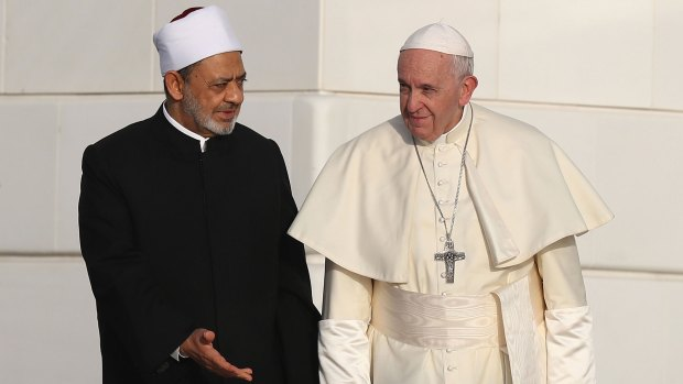 [NATL] Pope Francis Welcomed By the UAE