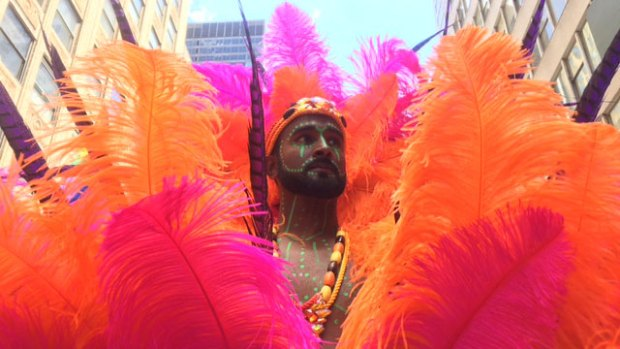 Rainbows Everywhere! Images From NYC's 2017 Pride Parade