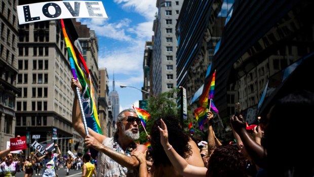 Rainbows Shine as Cities Across the US Celebrate Pride