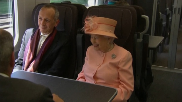 Queen Elizabeth Takes Train 175 Years After Queen Victoria Did it For the First Time