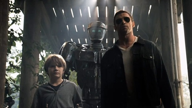 "New ""Real Steel"" Trailer Offers Up Boxing, Bots and the Bible"
