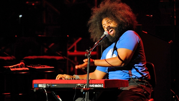 Reggie Watts to Do His Thing at Webster