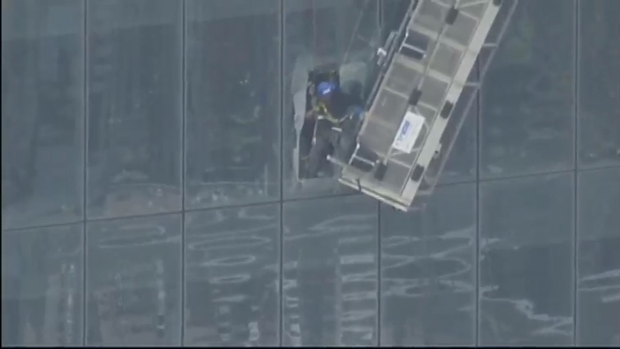 How Do Window Washers Protect Themselves?
