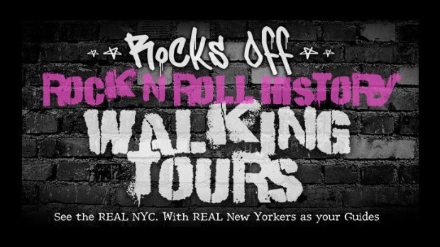 Get Educated With Rock-and-Roll Walking Tours