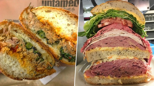 [NY ONLY USES FLICKR/CC] Here Are 12 of NYC's Most Iconic and Unique Sandwiches in Salivating Photos