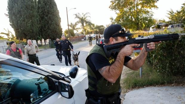 [NATL] Terror on the Streets of San Bernardino After Mass Shooting