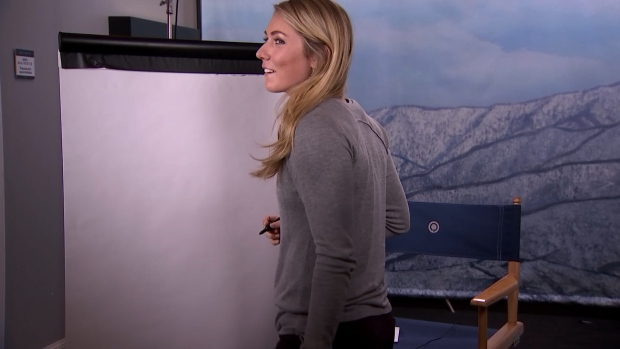 [NATL] What Is Mikaela Shiffrin Drawing?
