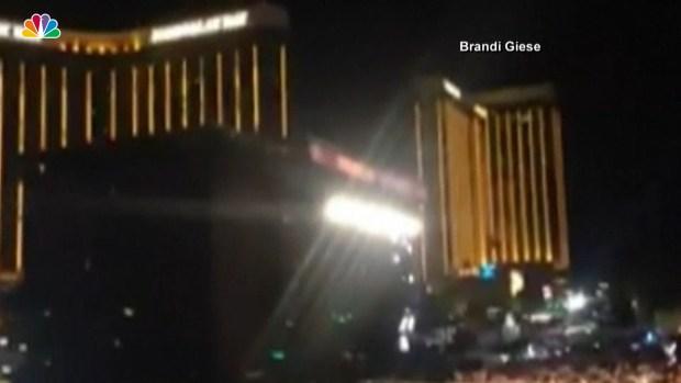Gunman Kills at Least 59 at Las Vegas Music Festival
