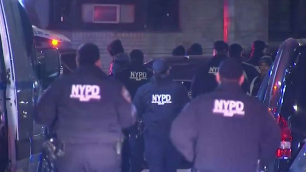 [NY] Woman, Girl Shot During Drug Suspect Shootout With NYPD