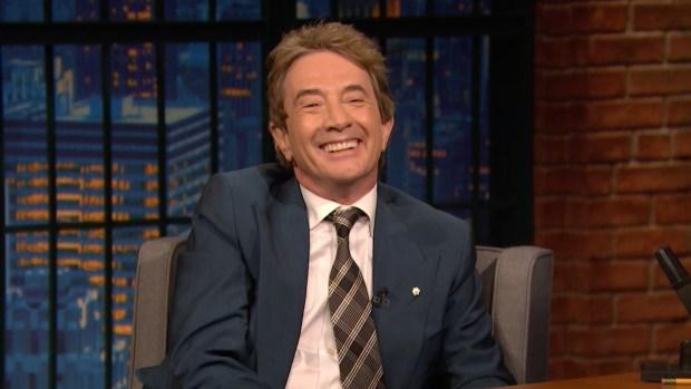 [NATL] 'Late Night': Short Says Meyers Looks Like O'Rourke-Cruz Love Child