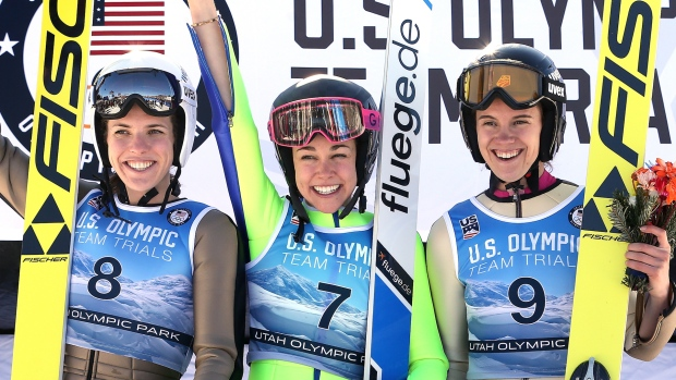 [NATL] Team USA Announces 2018 Ski Jumping Team for Pyeongchang