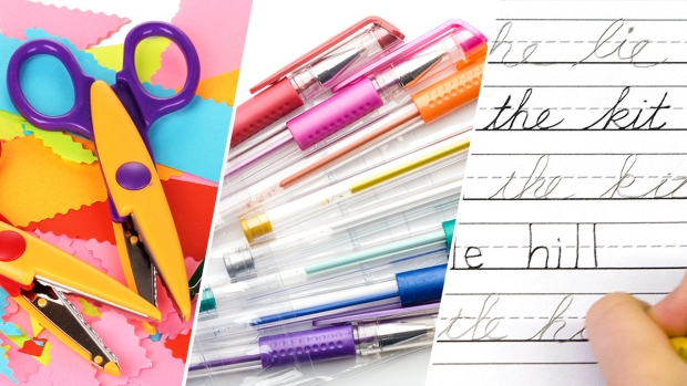 [NATL] Retro School Supplies You Used to Use in Class