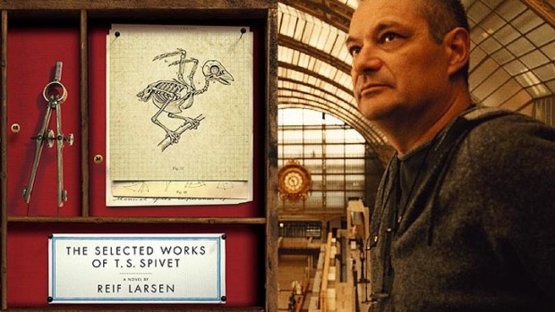 """Amelie"" Director Jean-Pierre Jeunet Going 3D for ""T.S. Spivet"""