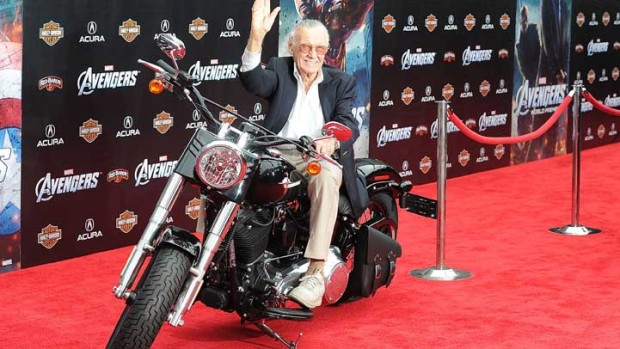 "Stan Lee: The Original Marvel Behind ""The Avengers"" Universe"
