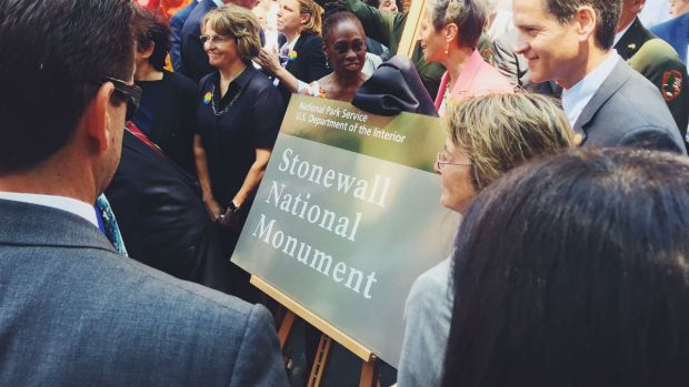 The Stonewall Inn Becomes 1st LGBT National Monument