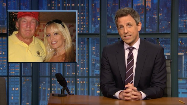 [NATL] 'Late Night': A Closer Look at Trump's Stormy Daniels Payment
