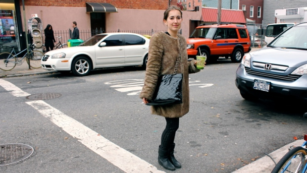 Street Style: Caroline on Roebling and South 1st