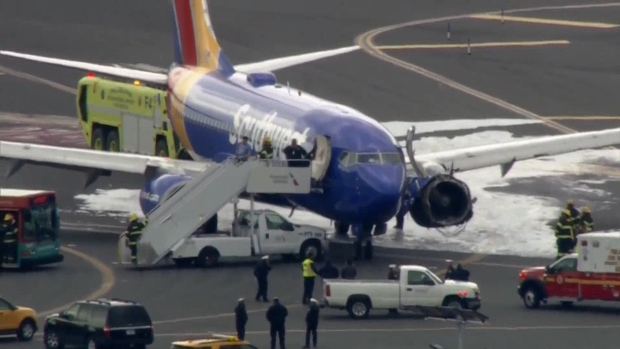 [NATL]  'We Have a Part of the Aircraft Missing': Southwest Pilot, Air Traffic Control Talk Emergency Landing