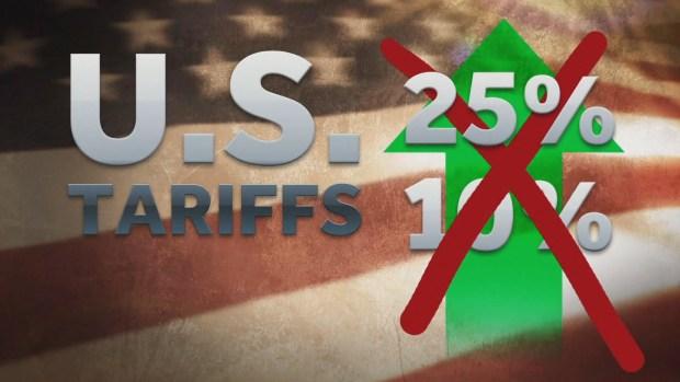[NATL] US Raises Tariffs on Chinese Imports by 25 Percent